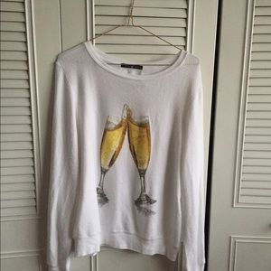 Wildfox sweater, size S, new